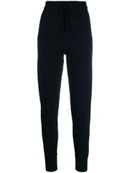 N.Peal Lounge Knitted Trousers Blue