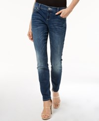 Inc International Concepts Five Pocket Skinny Jeans Created For Macy's Indigo