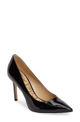 Sam Edelman Women's 'Hazel' Pointy Toe Pump Black Patent Leather