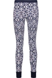 Splendid Jacquard Leggings Multi