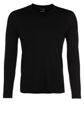 Icebreaker Sports Shirt Black