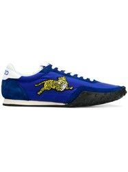 Kenzo Move Sneakers Blue