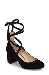 Jessica Simpson Women's Venya Wraparound Pump
