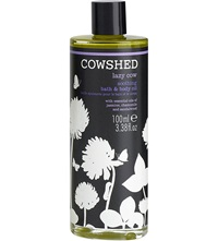Cowshed Lazy Cow Soothing Bath And Body Oil 100Ml