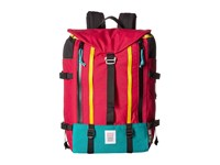 Topo Designs Mountain Pack Red Backpack Bags