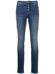 Armani Exchange Skinny Fit Jeans Blue