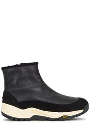 Our Legacy Bear Foot Black Shearling Lined Boots