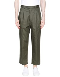 Lc23 Casual Pants Military Green