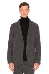 Robert Geller Richard Jacket Black