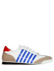Dsquared Leather Low Runner Sneakers