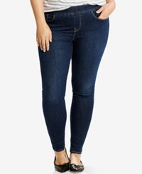 Levi's Plus Size Dark Delight Wash Jeggings