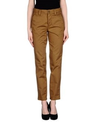Selected Femme Casual Pants Camel