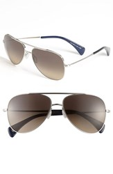 Paul Smith Men's 'Barrick' Polarized Aviator Sunglasses