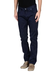 Gallery Trousers Casual Trousers Men Dark Blue
