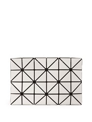 Issey Miyake Lucent Pouch White