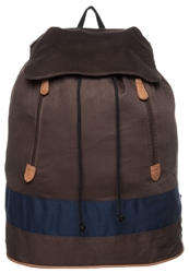 Your Turn Rucksack Brown Navy