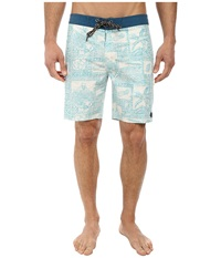 Rip Curl La Haina Boardwalk Shorts Teal Men's Shorts Blue