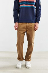 Cpo Washed Twill Carpenter Pant Light Brown