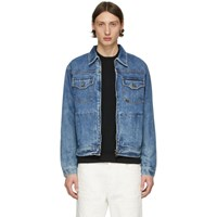 Tiger Of Sweden Jeans Blue Crust Denim Jacket
