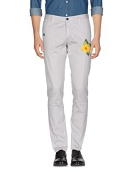 The Editor Trousers Casual Trousers Light Grey