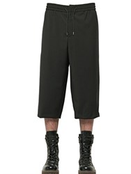Mcq By Alexander Mcqueen Comfort Fit Cool Wool Shorts