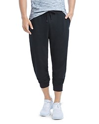2Xist 2 X Ist Banded Ankle Terry Sweatpants Black