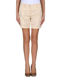 Cnc Costume National C'n'c' Costume National Shorts Beige