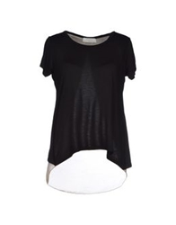Scrupoli T Shirts Black