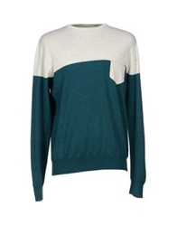 Billabong Sweaters Deep Jade