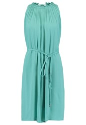 Ikks Summer Dress Lagon Turquoise