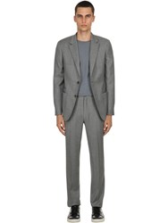 Z Zegna Techmerino Wash'n Go Suit Grey