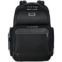 Briggs And Riley Atwork Large Cargo Backpack Black