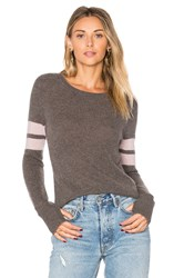 27 Miles Malibu Kara Sweater Charcoal