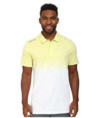 Oakley Conley Polo Bright Lime Men's Short Sleeve Pullover Green