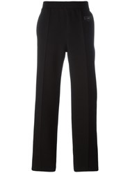 Givenchy Straight Leg Trousers Black