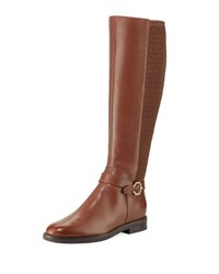 Cole Haan Leela Grand 360 Riding Boots Harvest Brown