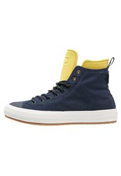 Converse Chuck Taylor All Star Ii Shield Hightop Trainers Obsidian Bitter Lemon Egret Blue