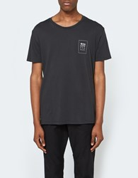 Quality Peoples Qp Logo Clean Crew T Shirt Charcoal