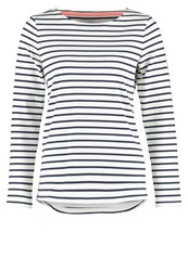 Joules Tom Joule Harbour Long Sleeved Top Offwhite Off White