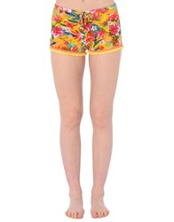 Banana Moon Beach Shorts And Pants Yellow