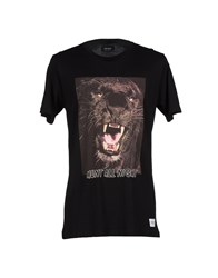 A Question Of Topwear T Shirts Men Black
