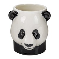 Quail Ceramics Ceramic Panda Pen Pot