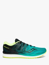 Saucony Freedom Iso 2 'S Running Shoes Teal Black