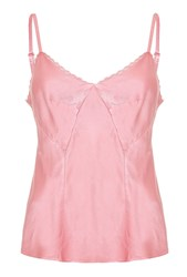 Ghost Macey Cami Ivory Pink