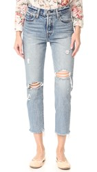 Levi's Wedgie Selvedge Straight Jeans Lost Inside