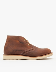 Red Wing Shoes 3137 Work Chukka Copper