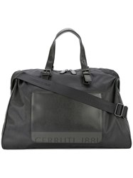 Cerruti 1881 Front Pocket Holdall Black