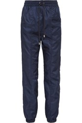 Versus By Versace Faille Track Pants Midnight Blue