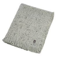 Zoeppritz Since 1828 Hump Wave Blanket 140X175cm Pearl Grey