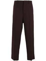 Marni Tailored Straight Trousers